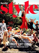 Sunday Style December Cover Thumbnail