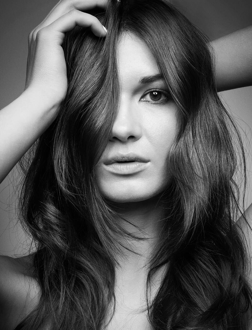 Cuidado del cabello y estilismo muk
