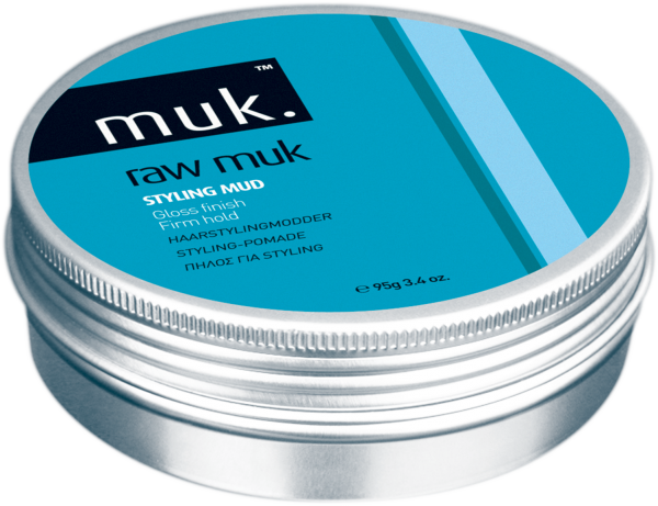 RAW MUK STYLING MUD