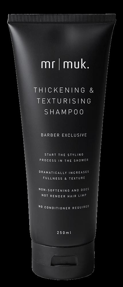 Mr Muk Thickening & Texturing Shampoo 250ml