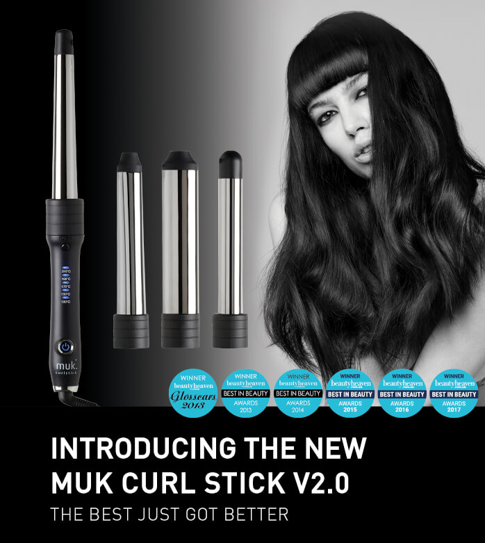 Inroducing the new muk curk stick 2.0